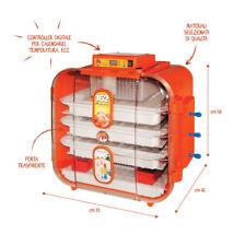 Incubatrice-Covatutto Novital 162 Digitale-Tutte le Uova-3 Cassetti-Professional