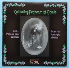 VARIOUS ARTISTS~COLLECTING PEPPERMINT CLOUDS~1999 GREEK LTD EDITION VINYL LP