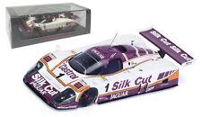 Spark S4717 Jaguar XJR9 #1 'Silk Cut' Le Mans 1988 - 1/43 Scale