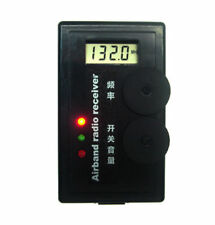 110-136M Digital Display Air Band Radio Receiver Airband Aviation Radio Receiver