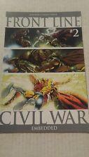 Civil War Frontline #2 December 2006 Marvel Comics The Accused