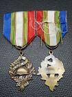 Z20A) Belle médaille UNC UNION NATIONALES DES COMBATTANTS french medal