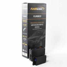FLASHLOGIC FLRSBZ2 Plug & Play Remote Car Start for 2003-2013 Mecedes Benz