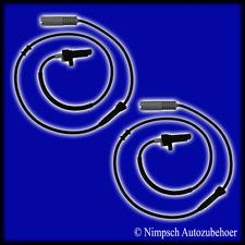 2x ABS Sensor BMW 7er E38 725 728 730 735 740 Hinten Links Rechts bis 09/98