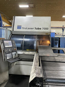 2010 Trumpf Trulaser Tube 7000 Tube Laser (#4210)