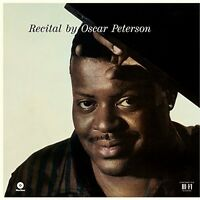 Oscar Peterson - Recital By Oscar Peterson + 1 Bonus Track [New Vinyl] Bonus Tra