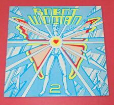 Mother Gong -- Robot woman 2   -- LP / Rock / Prog