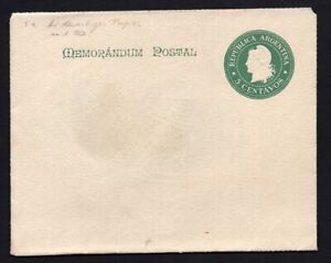 Argentina 1876-1923 cover  oversize R!R!R!