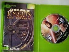 Star Wars: Knights of the Old Republic (Microsoft Xbox, 2003)