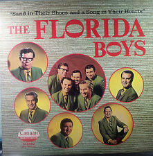THE FLORIDA BOYS LP RECORD SAND IN THEIR SHOES AND A SONG IN THEIR HEARTS