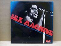 James Brown - Sex Machine - 2 LP - 33 RPM - POLYDOR 1970