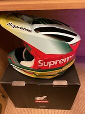 Supreme FW19 - Honda / Fox Racing V1 Helmet - Green Moss Large
