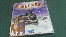 DAYS OF WONDER  TICKET TO RIDE NORDIC COUNTRIES GAME   COMPLETE  NICE CONDITION
