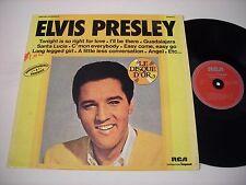 Elvis Presley Self Titled 1975 Import LP VG++