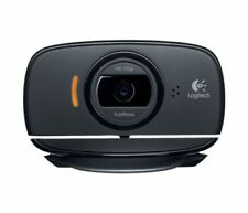 Webcam Logitech digital zoom per laptop e desktop 1280 x 720