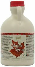 Terrasana 100% pure canadian Organic Maple Syrup 1 Litre (Pack of 1)