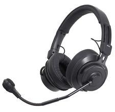 Audio-Technica BPHS2-UT Broadcast Stereo Headset Headphones (unterminated wire)