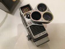 Bell & Howell Autoset Turret Cine Camera