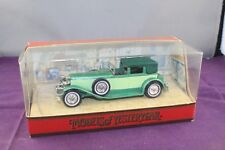 Matchbox Models of Yesteryear Y-4-4 Duesenberg Model J Boxed 1:43