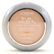 LOT OF 3 LOREAL - True Match Super-Blendable Powder Foundation N2 Classic Ivory