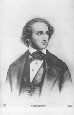 B95240 Felix Mendelssohn Bartholdy composer pianist germany