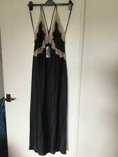 M&S ROSIE FOR AUTOGRAPH 100%SILK FULL LENGTH Ladies Nightdress UK20 EU48 BNWT