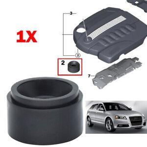 For Audi A1 A3 A4 A5 A6 A7 A8 Q5 Q7 Car Engine Cover Rubber Mount Grommet Busing