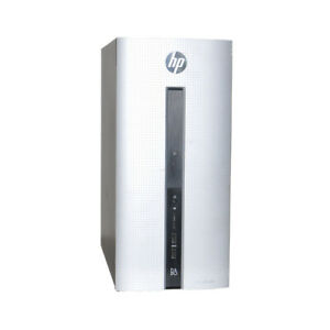 HP Pavilion 550-123a PC AMD A6-8550 6 Core CPU 8GB RAM 500G HDD No OS