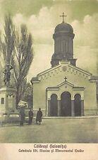 B76288 Calarasi Ialomita Catedrala Sft Nicolae si Monumentul Eroilor romania