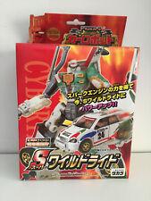 Takara Transformers Car Robot C-025 S Wild Ride