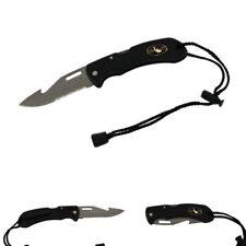 Tauchmesser Titan Klappmesser, Tauchermesser Klingenlänge 10cm