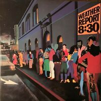 WEATHER REPORT:**Pre-Owned DOUBLE LP*GATEFOLD**8:30**RARELY PLAYED