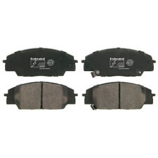 Disc Brake Pad Set-Type-S Front Federated D829C