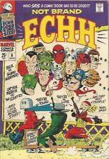 NOT BRAND ECHH (1967) #9 - FINE - Back Issue (S)
