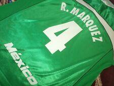 Jersey mexico Rafa marquez XL atletica 1999 authentic rafael tri vintage rare