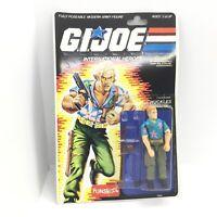 G. I. JOE Chuckles MOC FUNSKOOL International Heroes Russian Figure Hasbro
