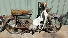 Honda c90 wrecking all parts available  (this auction is for one bolt only )