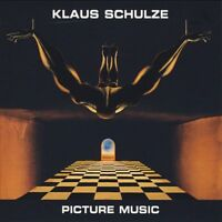KLAUS SCHULZE - PICTURE MUSIC (REMASTERED 2017)   VINYL LP NEW