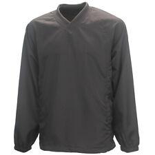 Forrester's Golf Men's Long-Sleeve V-Neck Windshirt,  Brand New