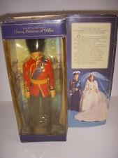 "Vintage 1982 Prince Charles 12"" Doll, Guard Uniform, Mint Doll, Incorrect Box!"