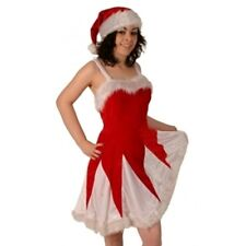 MISS SANTA CHRISTMAS DRESS NEW