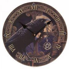 Horloge Corbeau