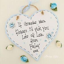 Personalised If Friends AUNTIES Sisters Mums Nans Were Flowers Keepsake Gift