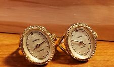 Two Vintage Yanka Chaika USSR CCCP Ring Watch Size 17.5 Stamped 17 Jewel Kamhen