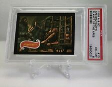 A&BC 1968 VINTAGE PLANET OF THE APES PSA GRADED 6 EX-MINT CARD 13 APE BRUTALITY