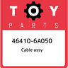 46410-6A050 Toyota Cable assy 464106A050, New Genuine OEM Part
