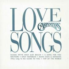 THE CARPENTERS - LOVE SONGS (NEW SEALED CD)