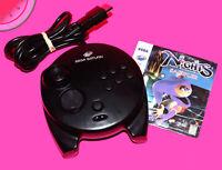 Official Sega SATURN Genuine 3D Controller Pad ANALOG MK-80117 TESTED working