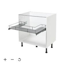 B&Q Pebre Under Sink Drawer Fits 800mm 80cm Kitchen Base Unit - B&Q GOODHOME