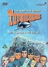 Thunderbirds The Complete Series (DVD, 2004, 9-Disc Set, Box Set)  New Sealed